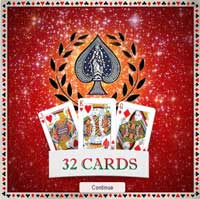 the 32 cards reading