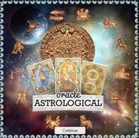astrology tarot reading