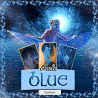 free blue oracle