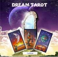 Dream tarot reading