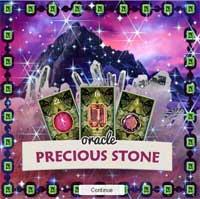 free precious stone oracle