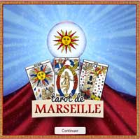 free tarot of Marseille