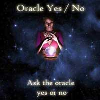 free yes or no oracle